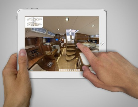Visite virtuelle pour Ipad & Tablette Tactile