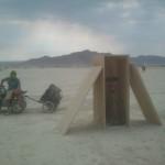 protection du dispositif contre les tempêtes de sable
