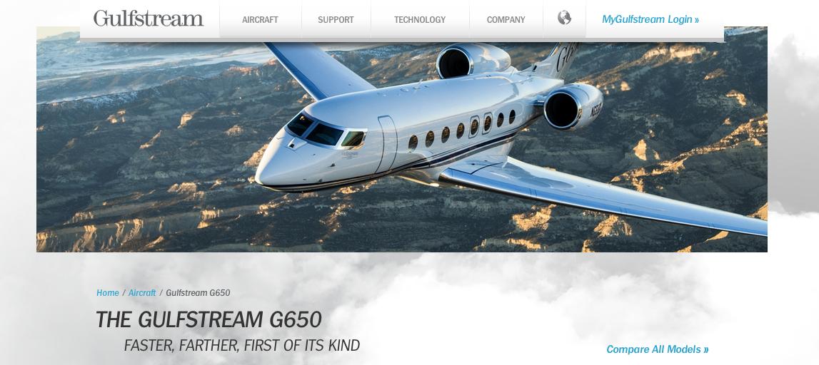 Visite virtuelle 360° d'avions privés