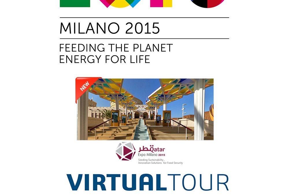 EXPO 2015 – Visite virtuelle de l'exposition universelle de Milan