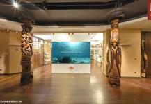 Visite virtuelle de la Maison de la Nouvelle-Calédonie